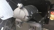 Water/soap hand wash tank