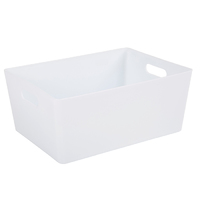 Wham Studio Tray 26x35cm Rectangular 5.02 Ice White