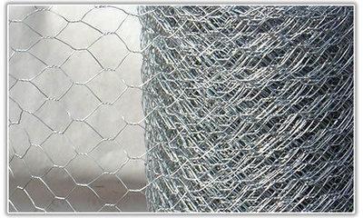 600mm X 25mm X 50Mtr Hexagonal Wire Mesh Roll