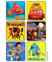 MEDIBADGE STICKERS BEST OF PIXAR