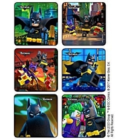 STICKERS BATMAN LEGO MOVIE