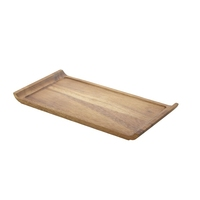 Acacia Wood Serving Platter 33cm x 17.5cm x 2cm