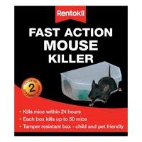 Rentokil Fast Action Mouse Killer
