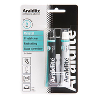 Araldite Crystal Tubes 2 x 15ml 400008 (6)
