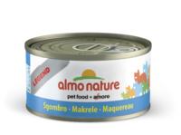 Almo Nature Legend Cat Cans - Mackerel 70g x 24