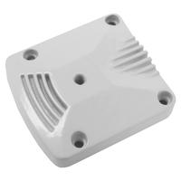 LEDJ Spectra Batten Aluminium End Cap White