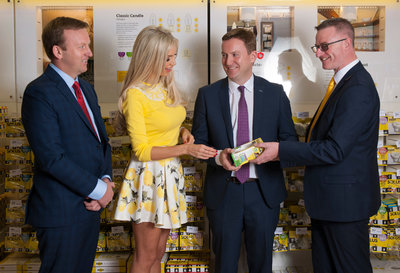 SuperValu Westport unveil pioneering new Solus Customer Lighting Experience with Former Miss World
