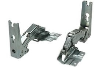 Bosch / Neff Door Hinge Kit Pair (Fridge)