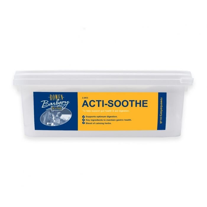 Rowen Barbary Acti-Soothe 2.4kg