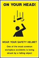 Safety Poster Sign POST0003-1449