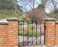 930mm Metpost Ludlow Small Gate 770mm