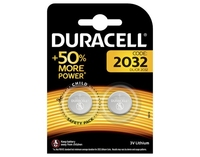 Duracell CR2032 3V 2 Pack