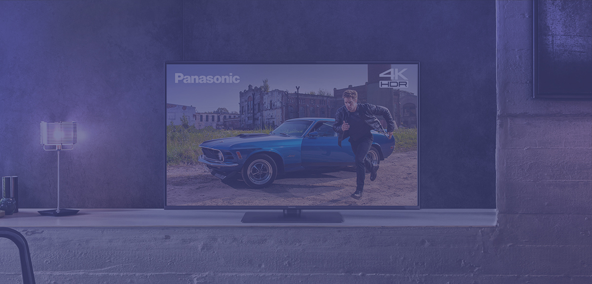 New Panasonic TV Range