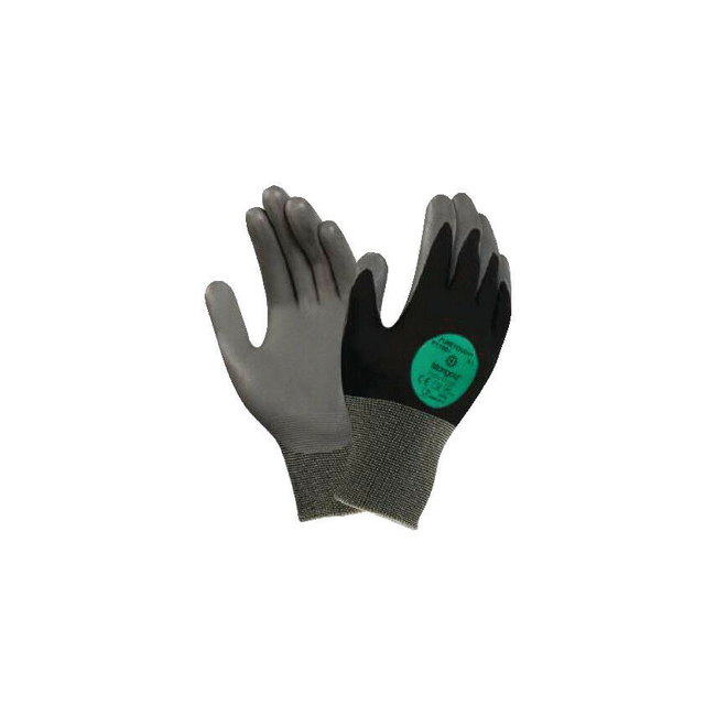 Ansell Hyflex PU Coated Cut 1 Glove, Pair