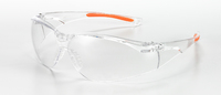 Univet 513 Clear Lens Safety Glasses