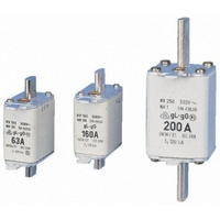 125 Amp NH1GL Type Fuse