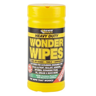 Wonder Wipes Heavy Duty
