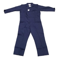 FOURLAKES LGE NAVY PROBAN BOILERSUIT 108/112cm 42/44''