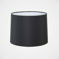 ASTRO BLACK TAPERED DRUM SHADE FOR MARTINA PENDANT