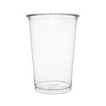 Cup Clear PET SLushie/Smoothie 16oz x50