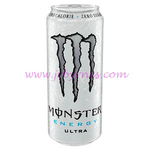 500 Monster Ultra Zero (White) x12