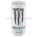500 Monster Ultra Zero (White) x12