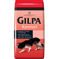 Gilpa Kennel 15kg [Zero VAT]