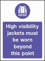 Mandatory and Protective Clothing Sign MAND0007-0912