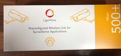 LigoWave DLB-5-15ac PTP Kit - Preconfigured