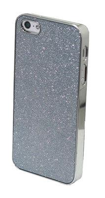 FWIP505025 iPhone 5 Blue Glitter