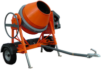 The AT350 is a heavy duty towable mixer which is designed for demanding on site applications