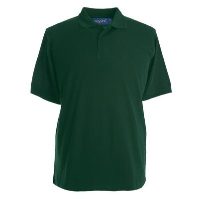 Papini Bottle Green Elite Polo Shirts