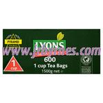 Lyons Green 600 x Tea Bags 1Cup