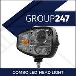 COMBO LED HEAD LIGHTS