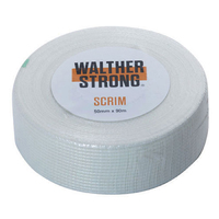 Walther Strong Pro Scrim Double Adhesive 50mm x 90m (WT392/1)