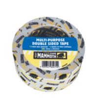 Everbuild Multi Purpose Double Sided Tape 50mm x 25Metre