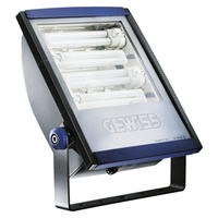 Gewiss Horus 4X18W IP65 Floodlight G24D-2