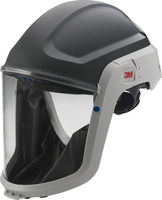 3M Versaflo Helmet M-306 features a general purpose faceseal for construction, chemical applications and heavy industry