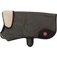 "Country Pet Dog Coat -  Tweed 40cm/16"" x 1"