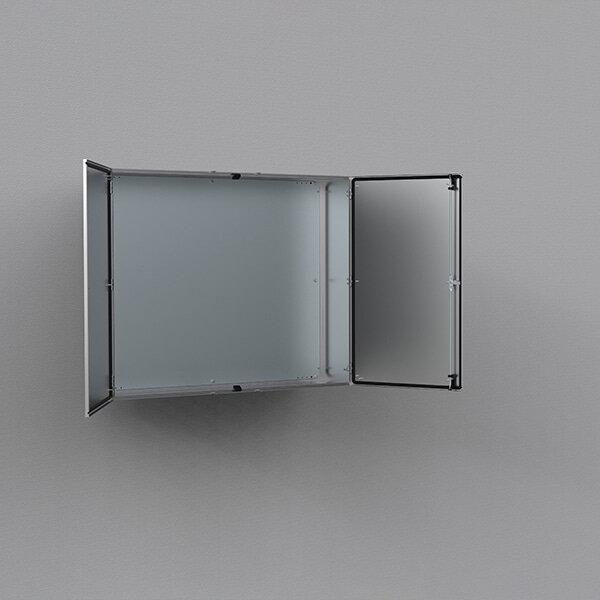 ADR1201240 Eldon 304 Grade Stainless Steel Enclosure IP55 1200x1200x400mm