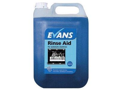 Evans Rinse Aid 5L