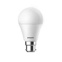 Energetic A60 Frosted Dimmable 5.8wB22 / BC