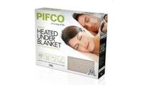 PIFCO SINGLE UNDER BLANKET