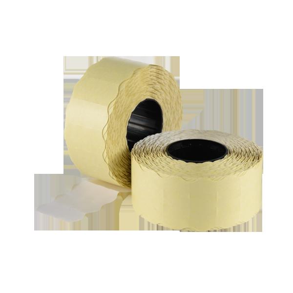 LYNX CT5 22x12mm Labels - White Removable (Box 54k)