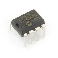 PIC12F509-I-P | MICROCHIP ORIGINAL