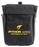 """Python Tool Pouch 22.2 cm (8.75"""") x 33 cm (13""""), 2 retractors"""