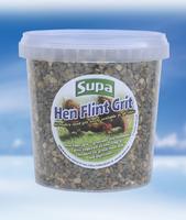 Supa Hen Flint Grit 1 Litre Tub x 1