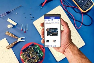 Hedel Electronics Newest Website