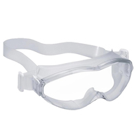 Uvex Ultrasonic Safety Goggles, Transparent