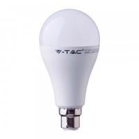 15w LED A65 B22 3000K Bulb